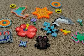 iron beads designs