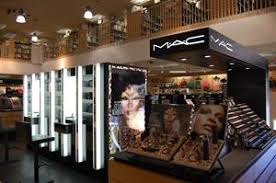 mac make up counter