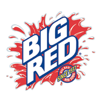 big red cream soda