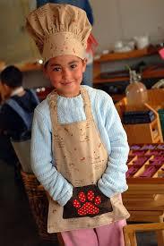 children apron