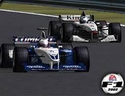 ea sport f1 2002
