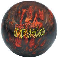 inferno bowling ball