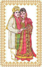 indian wedding invitation samples