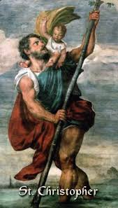 images of st christopher