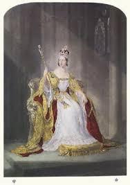 coronation queen victoria