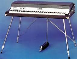 fender rhodes keyboards