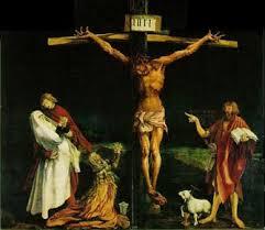 grunewald the crucifixion
