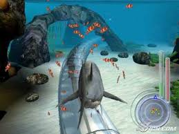 jaws videogame