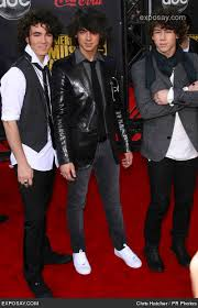jonas brothers american music awards