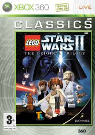 lego star wars ii the original trilogy xbox