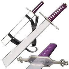 bleach anime sword