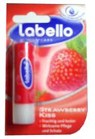 labello strawberry