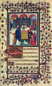 illuminated manuscript borders