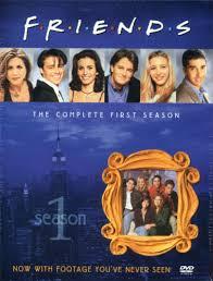 friends season one dvd