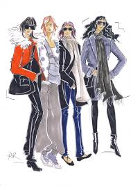 fashion design illustrator