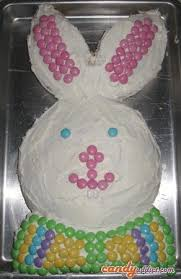 easter bunny cake pictures