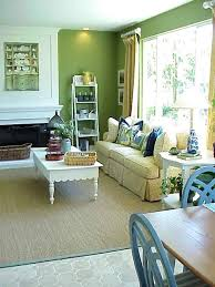 color living room