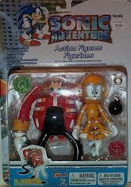sonic adventure figures