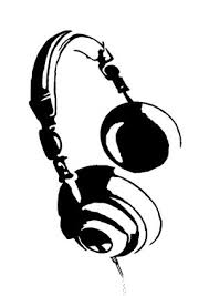 music stencil
