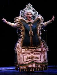 beauty and the beast musical costumes
