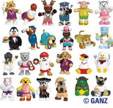 all of the webkinz pets