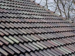 cement tile roof