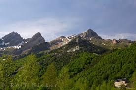 pyrenees in spain