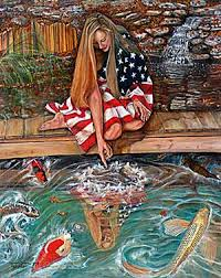 liberty paintings