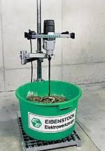 pneumatic mixers