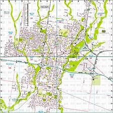 melton map