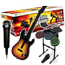 guitar hero band bundle