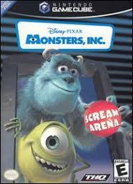monster inc game