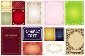 free download borders and frames