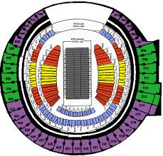 rogers center map