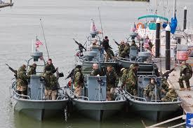 coast guard patrol boats