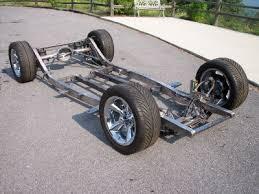 54 chevy car