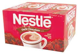 hot chocolate nestle