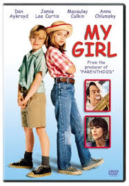 my girl dvd