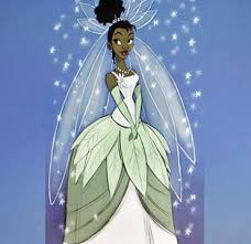 black disney princess