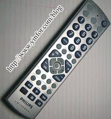 philips tv remotes