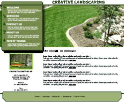 landscape websites