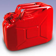 fuel jerry cans