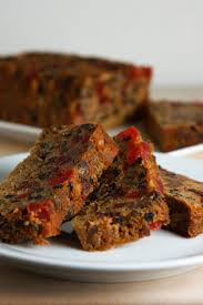 fruit cake picture