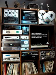 old stereo systems