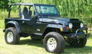 jeep tj hood