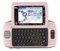 pink sidekick mobile