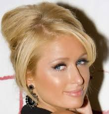 paris hilton make up