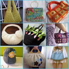 bag crocheted