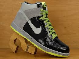 high top dunks shoes