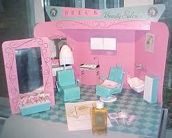 barbie beauty salon